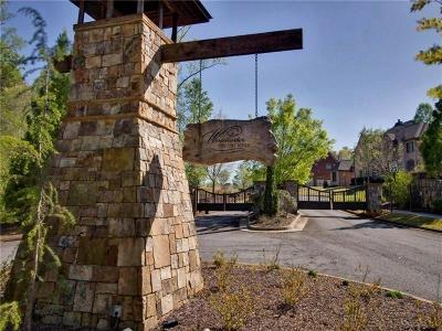 Suwanee Residential Lots & Land For Sale: 480 Overlook Mountain Drive