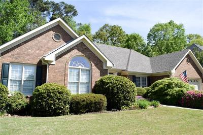 Lilburn Single Family Home For Sale: 5287 Candleberry Drive SW