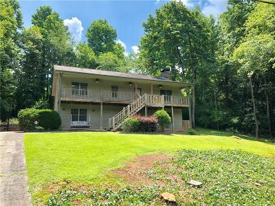 Woodstock Single Family Home For Sale: 510 Bentwood Drive