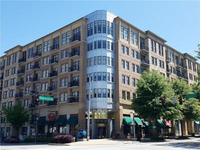 Decatur Condo/Townhouse For Sale: 201 W Ponce De Leon Avenue #1177