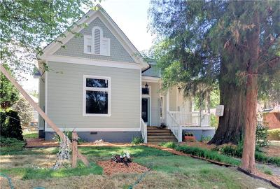 Grant Park Single Family Home For Sale: 626 Boulevard SE