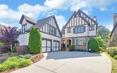 Braselton Single Family Home For Sale: 5989 Chickasaw Lane