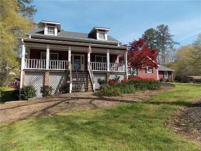 Loganville Single Family Home For Sale: 2401 Centerville Rosebud Road