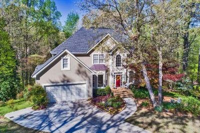 Lawrenceville Single Family Home For Sale: 1318 Riverwind Drive