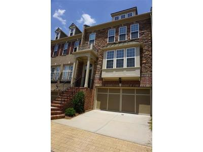 Decatur Condo/Townhouse For Sale: 23 Rockland Place