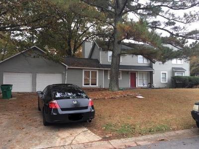 Acworth Single Family Home For Sale: 1169 Meadow Oaks Drive NW