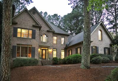 Johns Creek Single Family Home For Sale: 3027 Shinnecock Hills Drive