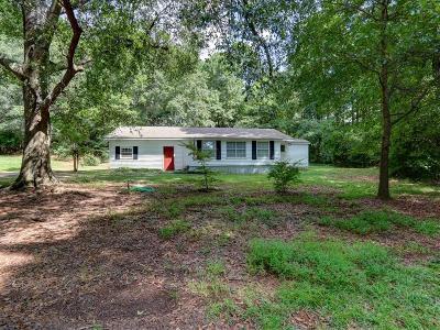 Woodstock Single Family Home For Sale: 1532 River Park Boulevard