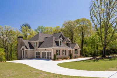 Buford Single Family Home For Sale: 5859 Shadburn Ferry Road