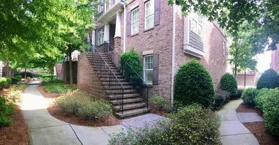 Brookhaven Condo/Townhouse For Sale: 1418 Briarhaven Trail NE #NE22