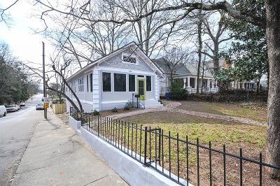 Atlanta Single Family Home For Sale: 802 Dill Avenue SW