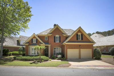 Roswell Single Family Home For Sale: 2000 Brookside Drive