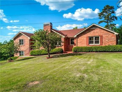 Kennesaw Single Family Home For Sale: 2980 Stilesboro Road NW