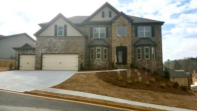 Buford Single Family Home For Sale: 4158 Two Bridge Drive