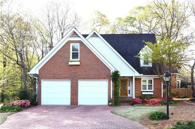 Acworth, Marietta Single Family Home For Sale: 3200 Palisades Court SE