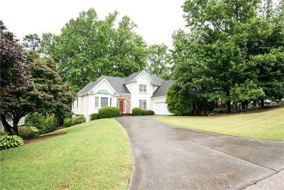 Alpharetta Single Family Home For Sale: 2360 Brookwater Drive
