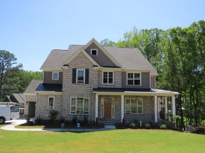 Kennesaw Single Family Home For Sale: 1370 Kings Park Drive