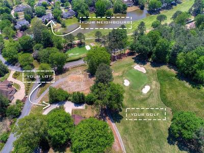 Marietta Residential Lots & Land For Sale: 655B River Knoll Drive