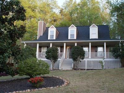 Ball Ground Single Family Home For Sale: 228 Westwind Drive