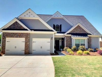 Newnan Single Family Home For Sale: 43 Stonebridge Way