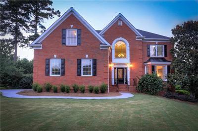 Johns Creek Single Family Home For Sale: 105 Silk Leaf Drive