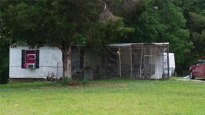 Dallas Single Family Home For Sale: 470 Wagon Trail Circle