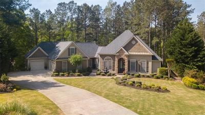 Canton Single Family Home For Sale: 409 Busbee Trail