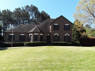Snellville Single Family Home For Sale: 3450 Briar Ridge Lane