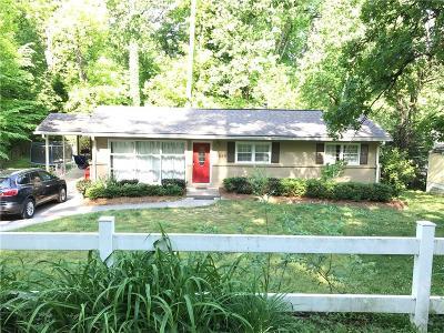 Atlanta Single Family Home For Sale: 1065 Lee Circle NE