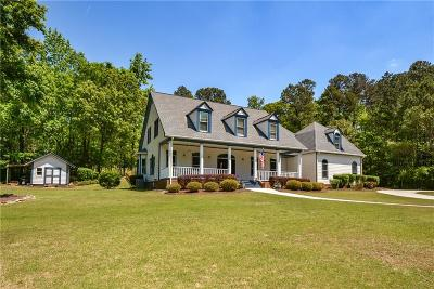 Snellville Single Family Home For Sale: 3820 Cannonwolde Drive