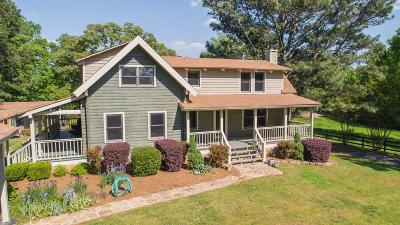 Woodstock Single Family Home For Sale: 511 Ragsdale Terrace