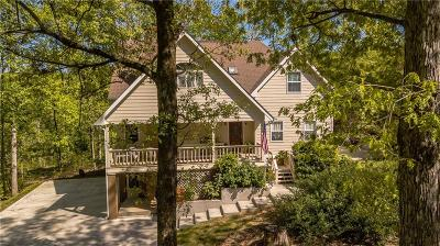 Habersham County Single Family Home For Sale: 432 Copperhead Road