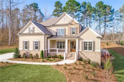 Milton GA Single Family Home For Sale: $982,900
