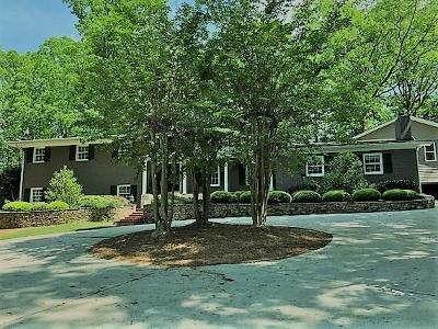 Gainesville Single Family Home For Sale: 1372 Springdale Road