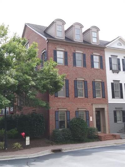 Smyrna Condo/Townhouse For Sale: 4342 Bridgehaven Drive