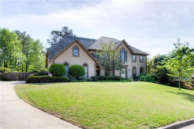 Roswell Single Family Home For Sale: 12630 Silver Fox Court