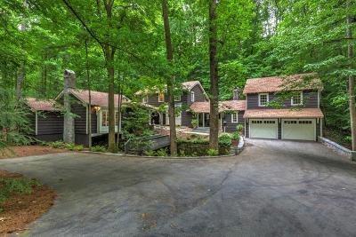 Sandy Springs Single Family Home For Sale: 4790 Jett Road