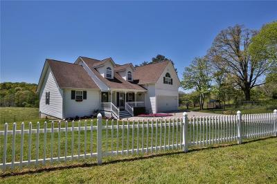 Ellijay Single Family Home For Sale: 1630 Yukon Road