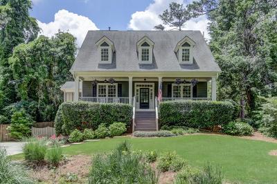Smyrna Single Family Home For Sale: 3710 Ashwood Drive
