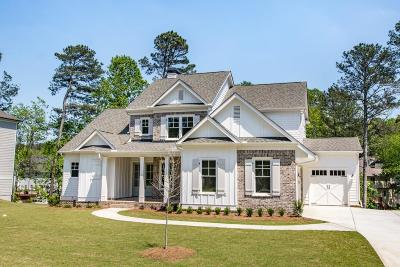 Roswell Single Family Home For Sale: 8992 Fouts Road