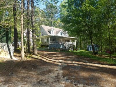 Snellville Single Family Home For Sale: 3820 Mink Livsey Road