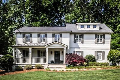 Dunwoody Single Family Home For Sale: 1331 Mill Glen Drive