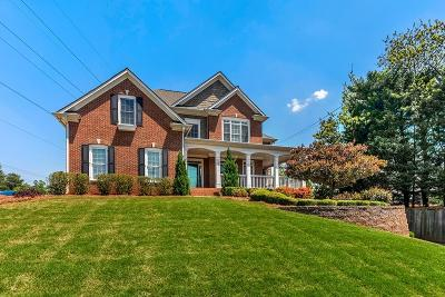 Dunwoody Single Family Home For Sale: 5391 Mount Vernon Way