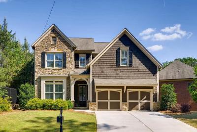 Smyrna Single Family Home For Sale: 2030 Anderson Drive SE