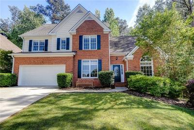 Alpharetta  Single Family Home For Sale: 555 Willowbrook Run