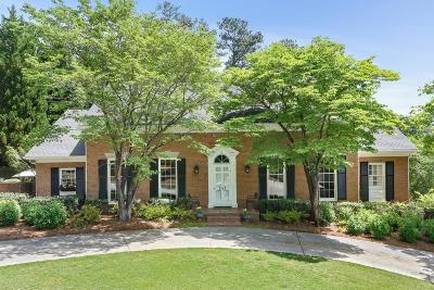 Vinings Single Family Home For Sale: 3113 Farmington Drive SE
