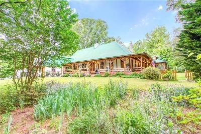 Kennesaw Single Family Home For Sale: 773 Frank Kirk Road