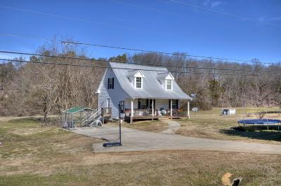 Adairsville Single Family Home For Sale: 1229 Highway 140 NW