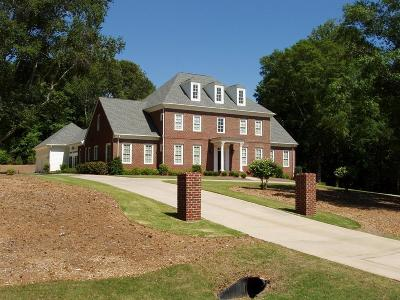 Milton  Single Family Home For Sale: 14790 Glencreek Way