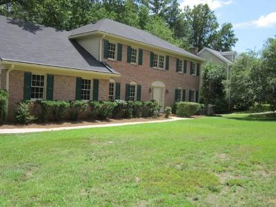 Single Family Home For Sale: 1931 Peeler Road